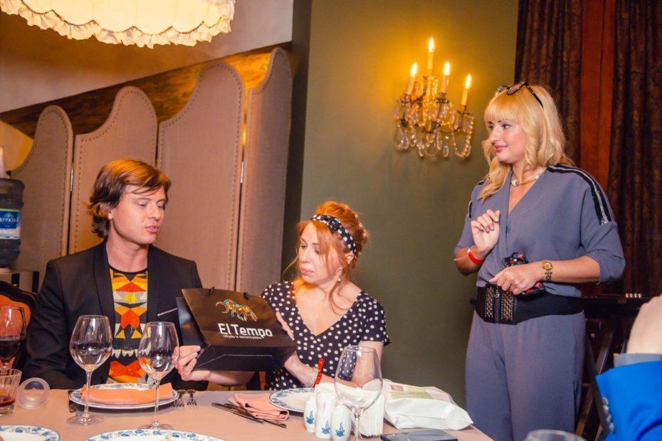 Бренд El tempo предоставила подарки на дне рождения Виктории Пьер-Мари 2