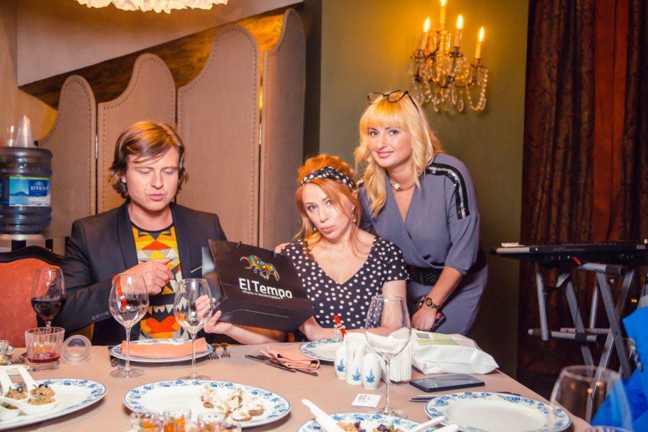 Бренд El tempo предоставила подарки на дне рождения Виктории Пьер-Мари 6