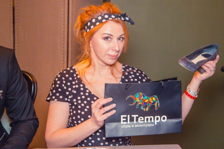 Бренд El tempo предоставила подарки на дне рождения Виктории Пьер-Мари 10