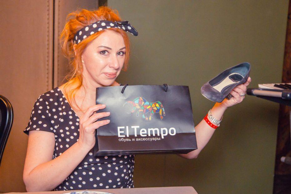 Бренд El tempo предоставила подарки на дне рождения Виктории Пьер-Мари 11