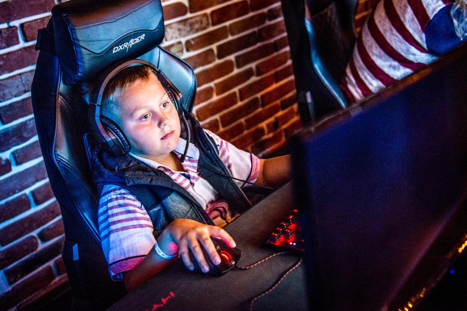 В Москве прошел чемпионат по киберспорту среди уникальных геймеров 1
