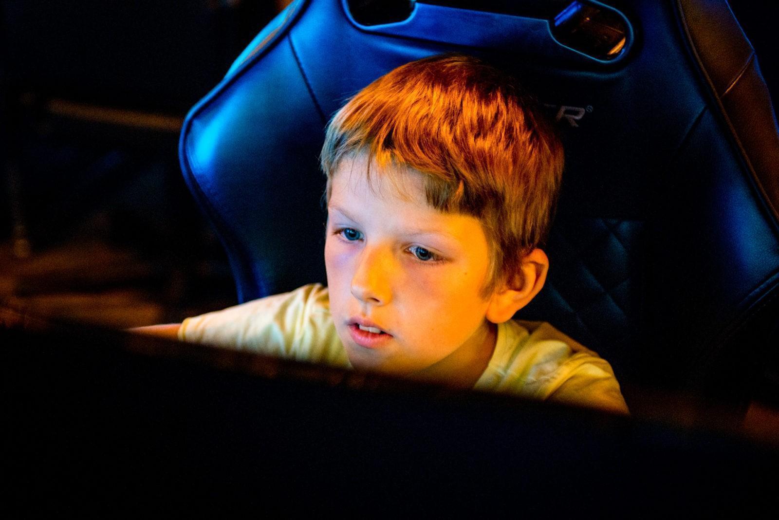 В Москве прошел чемпионат по киберспорту среди уникальных геймеров 2