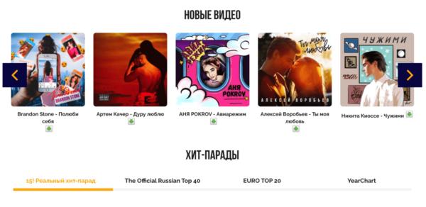 Музыкальная пресс-конференция на базе канале Russian MusicBox 3