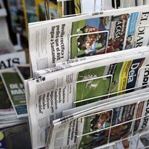 Размещение пресс-релизов в Испанских СМИ