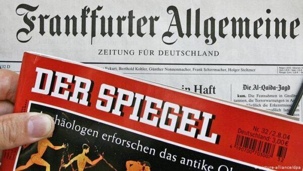 Размещение пресс-релиза на немецком языке