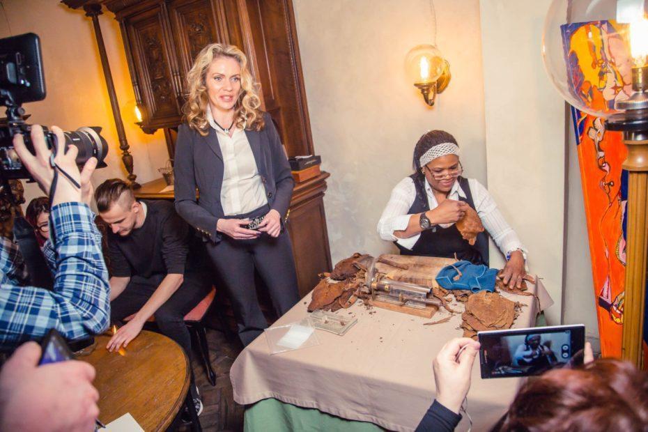 Празднование дня рождения королевы блюза Виктории Пьер-Мари фотоотчет