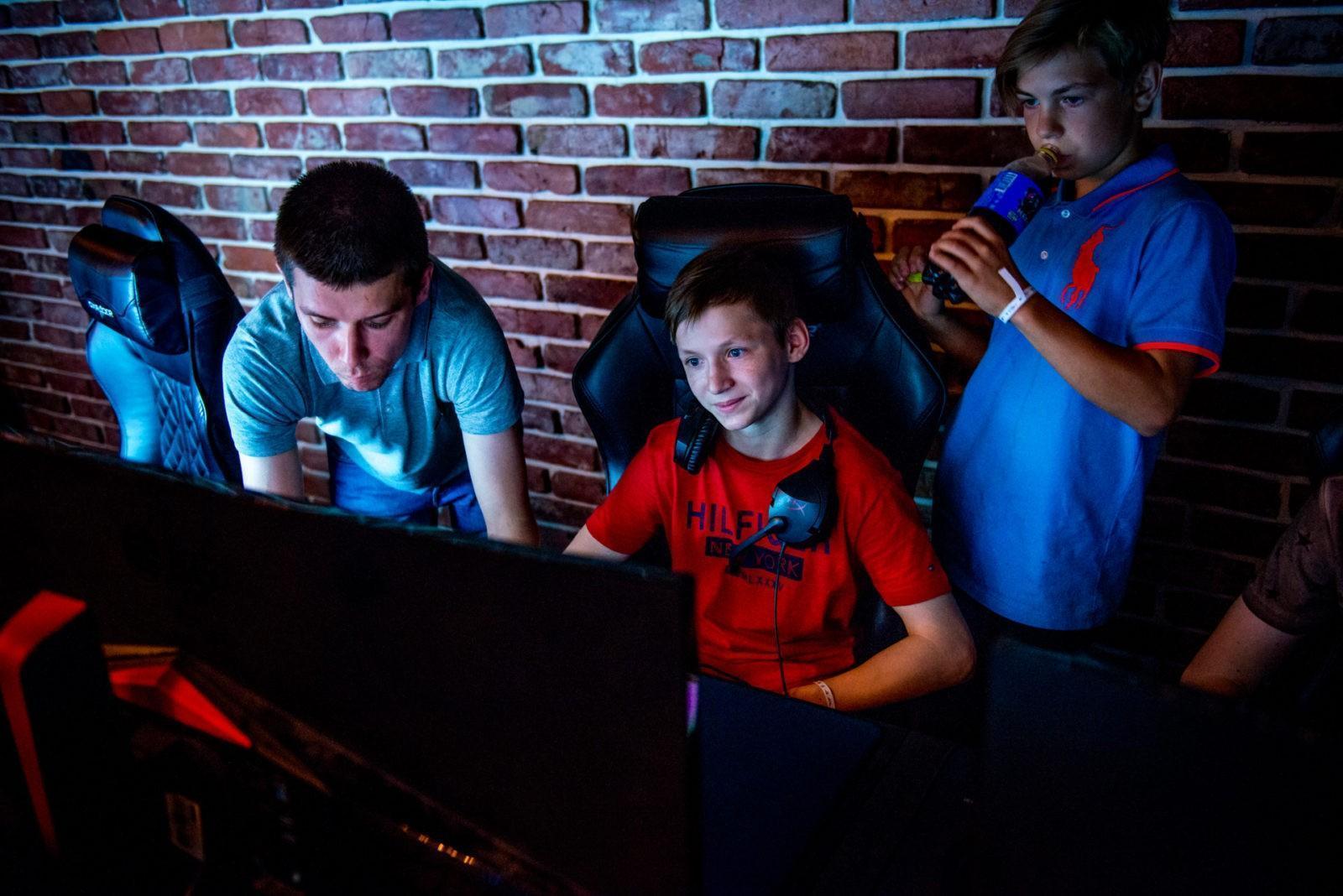 В Москве прошел чемпионат по киберспорту среди уникальных геймеров